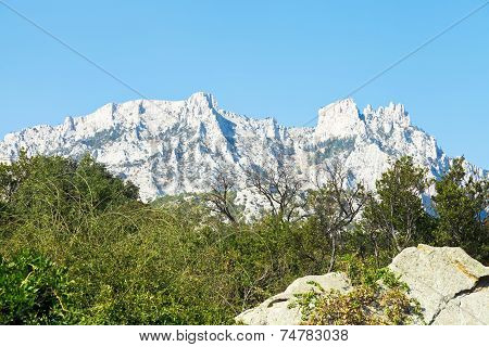 Ai-petri Mountain, Crimea
