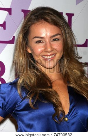 LOS ANGELES - OCT 25:  Lexi Ainsworth at the Taylor Spreitler's 21st Birthday Party at the CBS Radford Studios on October 25, 2014 in Studio City, CA