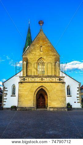 St. John Baptist Church in Bad Saulgau, Germany