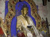 stock photo of siddhartha  - Statue of Buddha - JPG