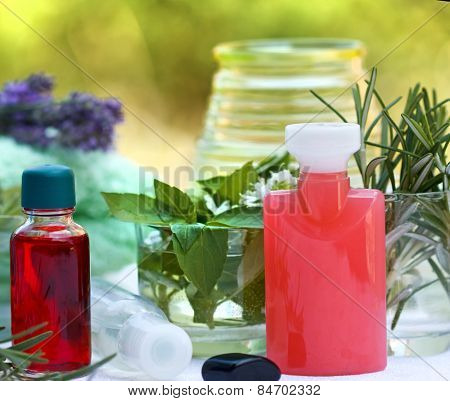 Aromatherapy - Spa treatment