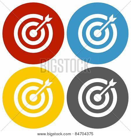 Circle Series Target Icon