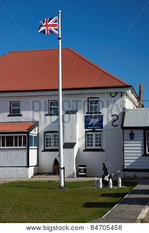 Falkland Islands Police Station
