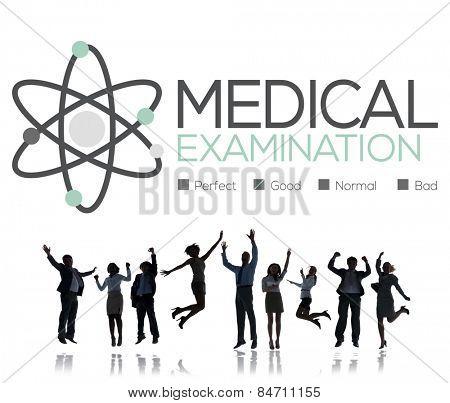Medical Examination Check Up Diagnosis Wellness Concept