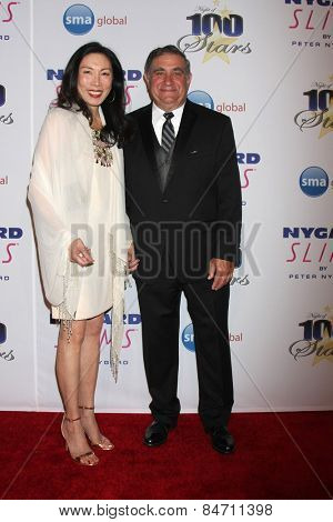 LOS ANGELES - FEB 22:  Dan Lauria at the Night of 100 Stars Oscar Viewing Party at the Beverly Hilton Hotel on February 22, 2015 in Beverly Hills, CA