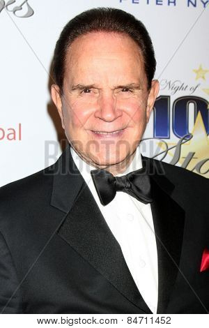 LOS ANGELES - FEB 22:  Rich Little at the Night of 100 Stars Oscar Viewing Party at the Beverly Hilton Hotel on February 22, 2015 in Beverly Hills, CA