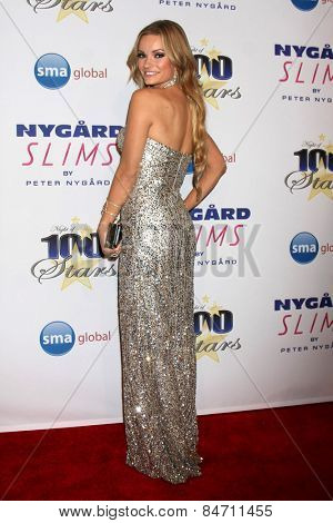 LOS ANGELES - FEB 22:  Caitlin O'Connor at the Night of 100 Stars Oscar Viewing Party at the Beverly Hilton Hotel on February 22, 2015 in Beverly Hills, CA