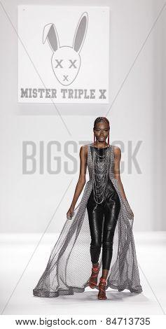 Triple Mister X
