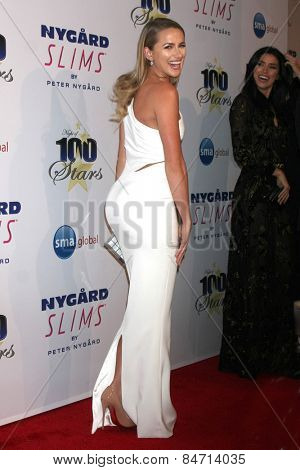 LOS ANGELES - FEB 22:  Shantel VanSanten at the Night of 100 Stars Oscar Viewing Party at the Beverly Hilton Hotel on February 22, 2015 in Beverly Hills, CA