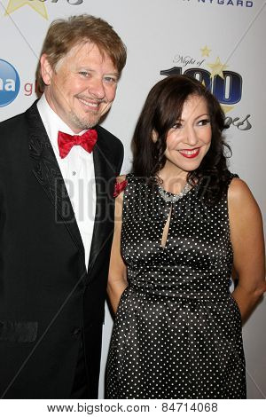 LOS ANGELES - FEB 22:  Dave Foley at the Night of 100 Stars Oscar Viewing Party at the Beverly Hilton Hotel on February 22, 2015 in Beverly Hills, CA