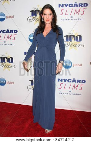 LOS ANGELES - FEB 22:  Kira Reed Lorsch at the Night of 100 Stars Oscar Viewing Party at the Beverly Hilton Hotel on February 22, 2015 in Beverly Hills, CA