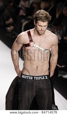 Mister Triple X