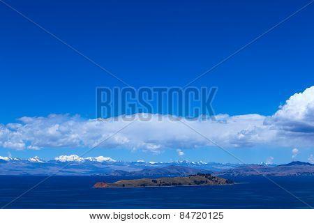Isla de la Luna, Lake Titicaca, Bolivia