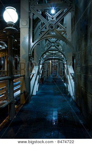 Eerie Walkway