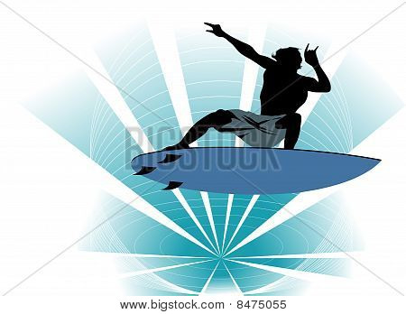 Leap Over The Wave