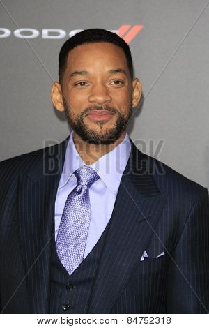 LOS ANGELES - FEB 24:  Will Smith at the