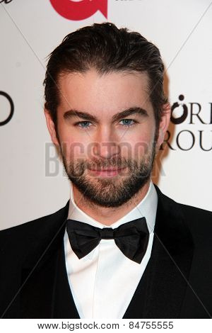 LOS ANGELES - FEB 22: chace crawford at the Elton John Oscar Party 2015 at the City Of West Hollywood Park on February 22, 2015 in West Hollywood, CA