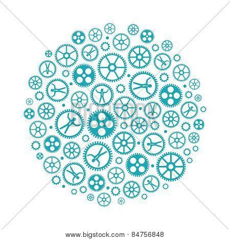Social Networking Vector Concept