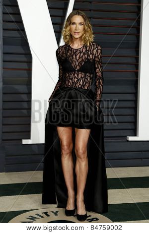 LOS ANGELES - FEB 22:  Kelly Lynch at the Vanity Fair Oscar Party 2015 at the Wallis Annenberg Center for the Performing Arts on February 22, 2015 in Beverly Hills, CA