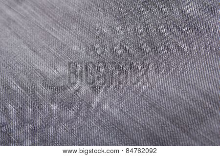 Close Up Of Jeans Material - Texture Background