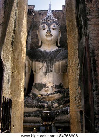 Pra Ajana, Buddha of Sukhothai
