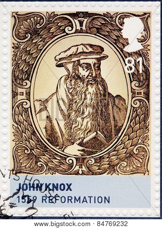 John Knox Stamp