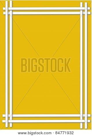Yellow simplicity