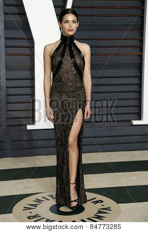 LOS ANGELES - FEB 22:  Jenna Dewan-Tatum at the Vanity Fair Oscar Party 2015 at the Wallis Annenberg Center for the Performing Arts on February 22, 2015 in Beverly Hills, CA
