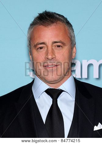 LOS ANGELES - JAN 05:  Matt LeBlanc arrives to the Showtime celebrates all-new seasons of Shameless, House of Lies and Episodes  on January 5, 2015 in West Hollywood, CA