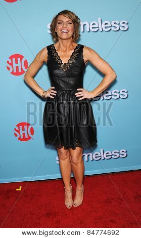 LOS ANGELES - JAN 05:  Kathleen Rose Perkins arrives to the Showtime celebrates all-new seasons of Shameless, House of Lies and Episodes  on January 5, 2015 in West Hollywood, CA