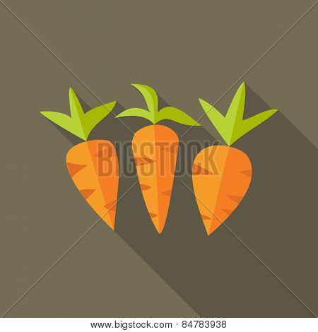 Natural Spring Carrots