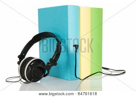Audio Book With Headphone