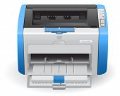 picture of peripherals  - Laser printer - JPG