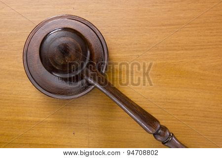 Hammer Used In Court