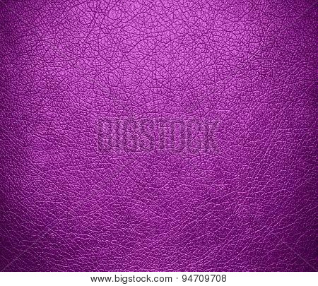 Deep fuchsia leather texture background