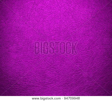 Deep magenta leather texture background
