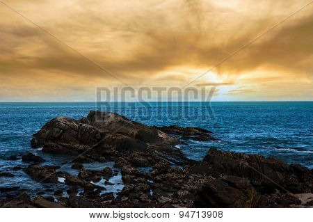 Beautiful Nature Colorful Sky