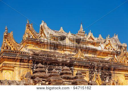 Mahaaungmye Bonzan Monastery, Mingun