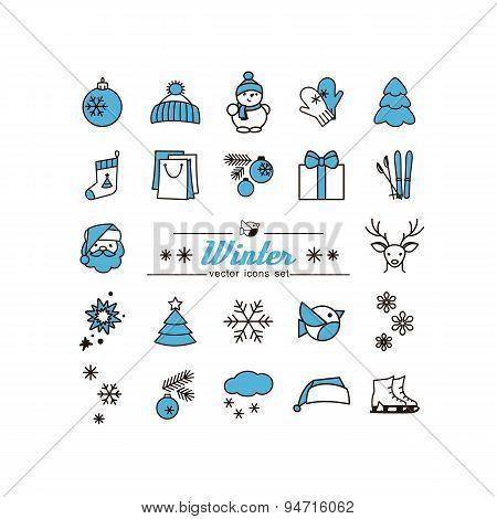Season - Winter.