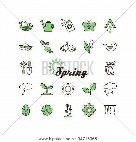 Season - Spring.