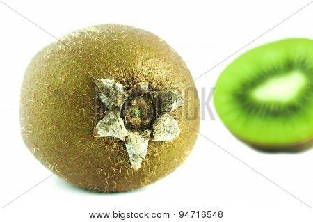 Green Kiwi Fruit