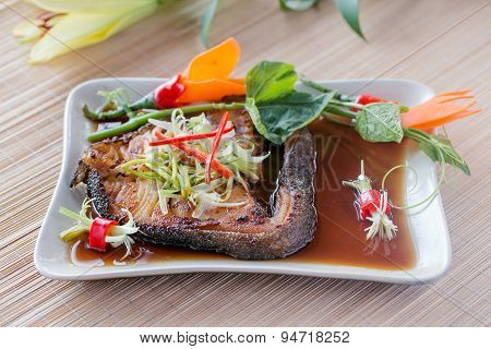 vietnamese food - fish