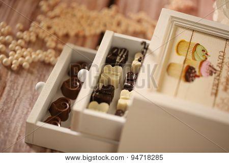 Mini Chocolate Treats