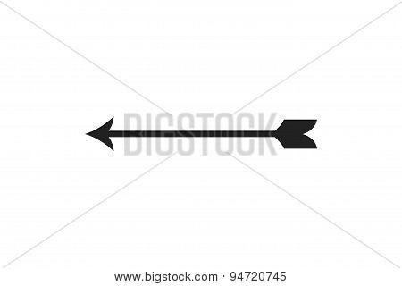 Arrow Pointing Left