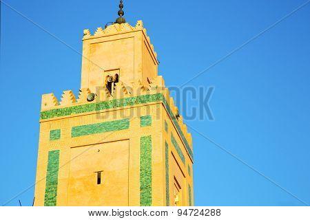 History In Maroc Africa  Minaret Religion