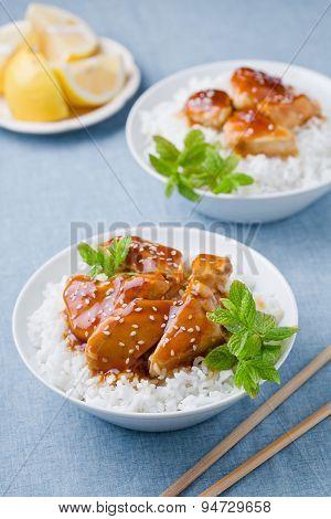 Thai Chicken Meal