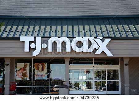 T.j. Maxx West Ann Arbor Store