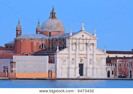 San giorgio maggiore Church at Grand Canal Venice