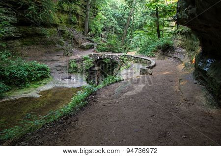 The Devils Bridge