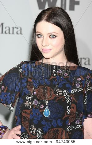 LOS ANGELES - JUN 16:  Michelle Trachtenberg at the Women In Film 2015 Crystal + Lucy Awards at the Century Plaza Hotel on June 16, 2015 in Century City, CA